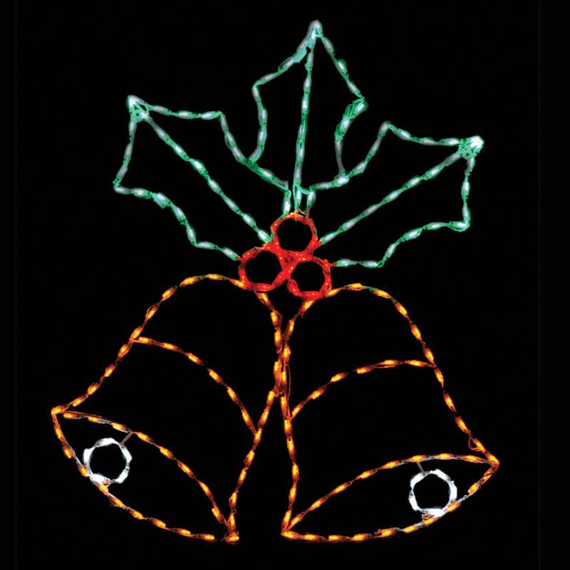 LED Animated Christmas Scenes