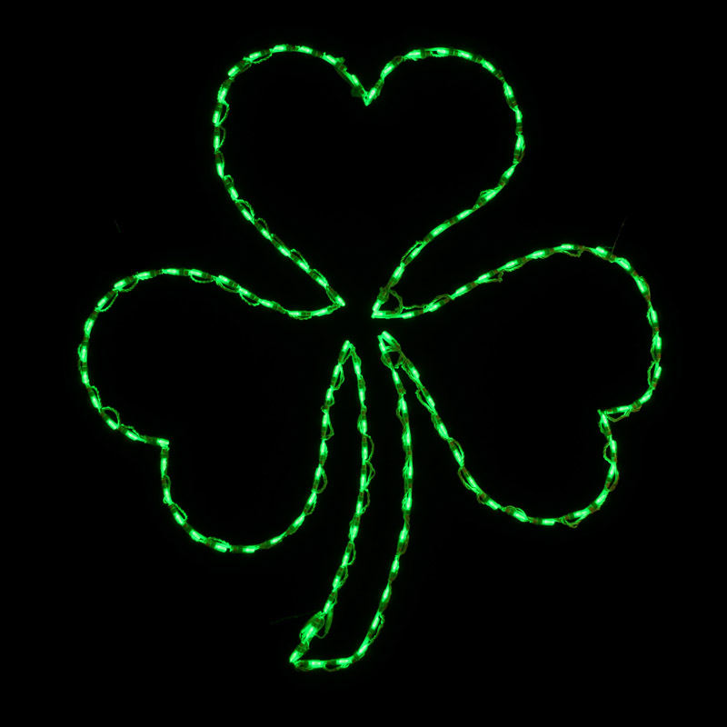 LED St. Patrick's Day