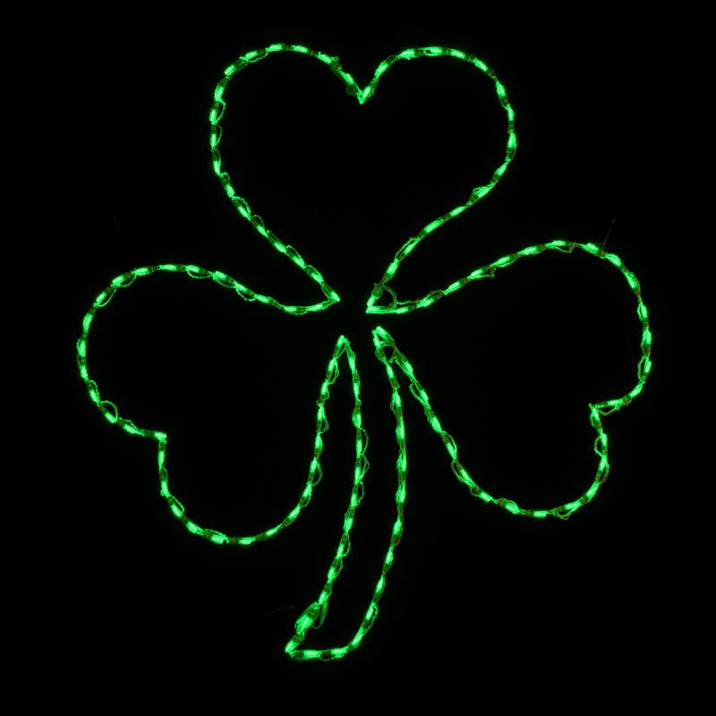 LED St. Patrick's Day