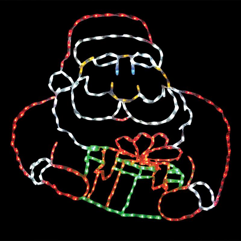 LED Santas