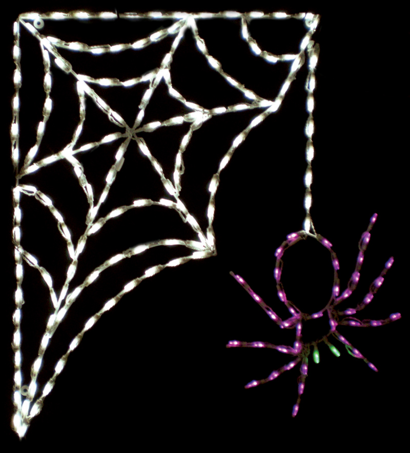 LED Halloween Displays