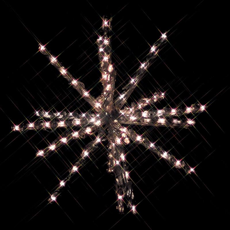 Incandescent Starbursts
